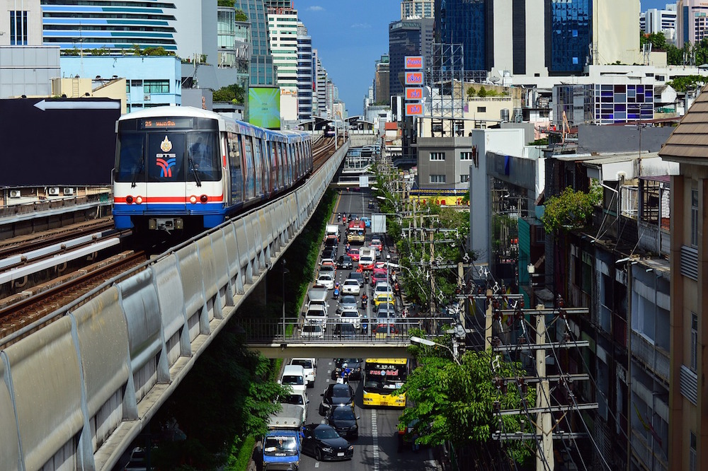 Getting to Know Public Transport in Bangkok