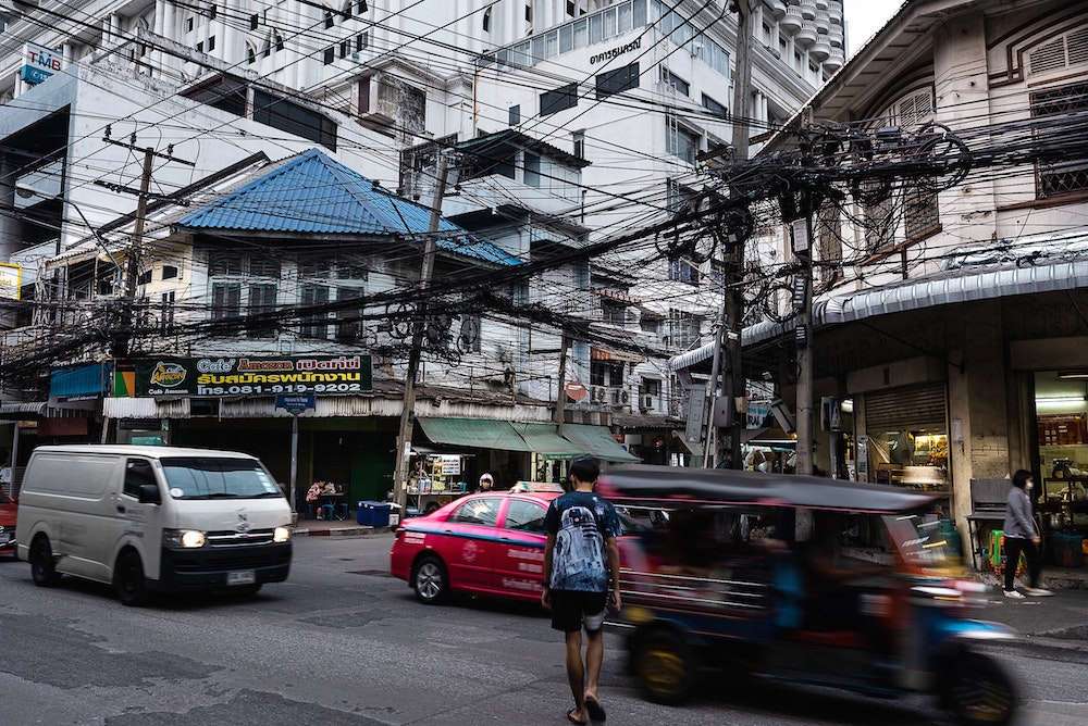 Understanding the Crime Rate in Bangkok