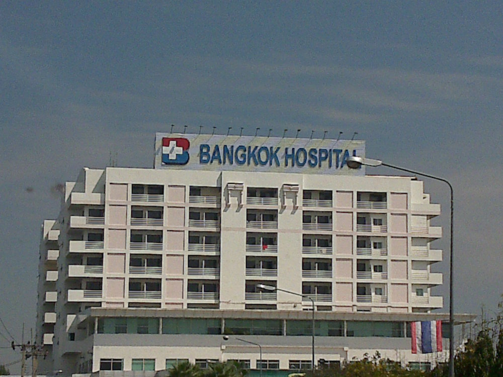 Bangkok's Best Hospitals to Go To