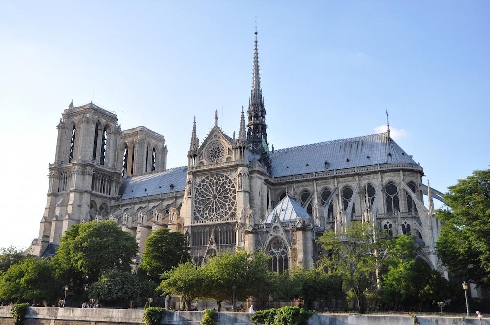 Parisian Churches with English-Speaking Masses