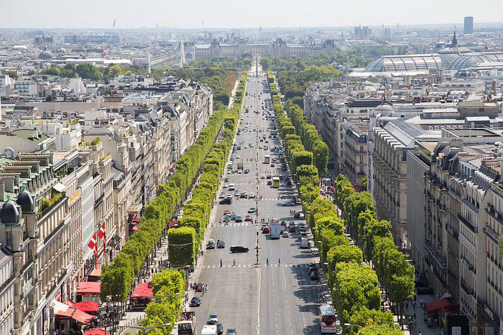 8 Long Term Rentals in Paris' Champs Elysées that Define Luxury