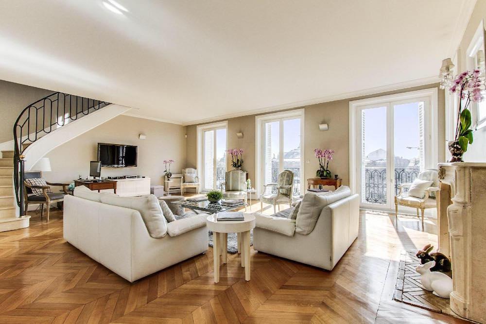 8 Long Term Rentals in Paris' Champs Elysées that Define Luxury