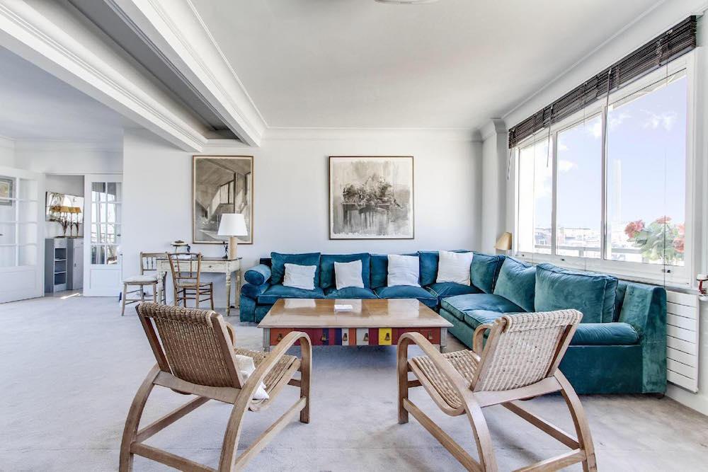 10 Worthwhile Parisian Luxury Long Term Rentals in Saint Germain des Prés