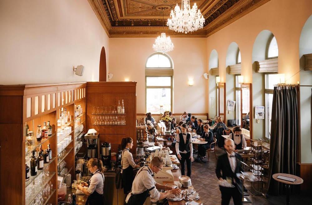 Top-Notch Restaurants in Prague