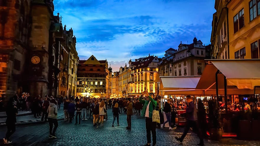 Top-Notch Restaurants in Prague