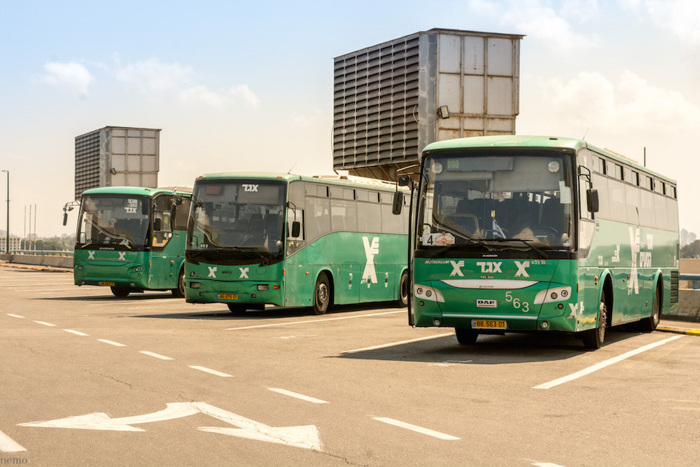 What To Expect with Public Transport in Tel Aviv
