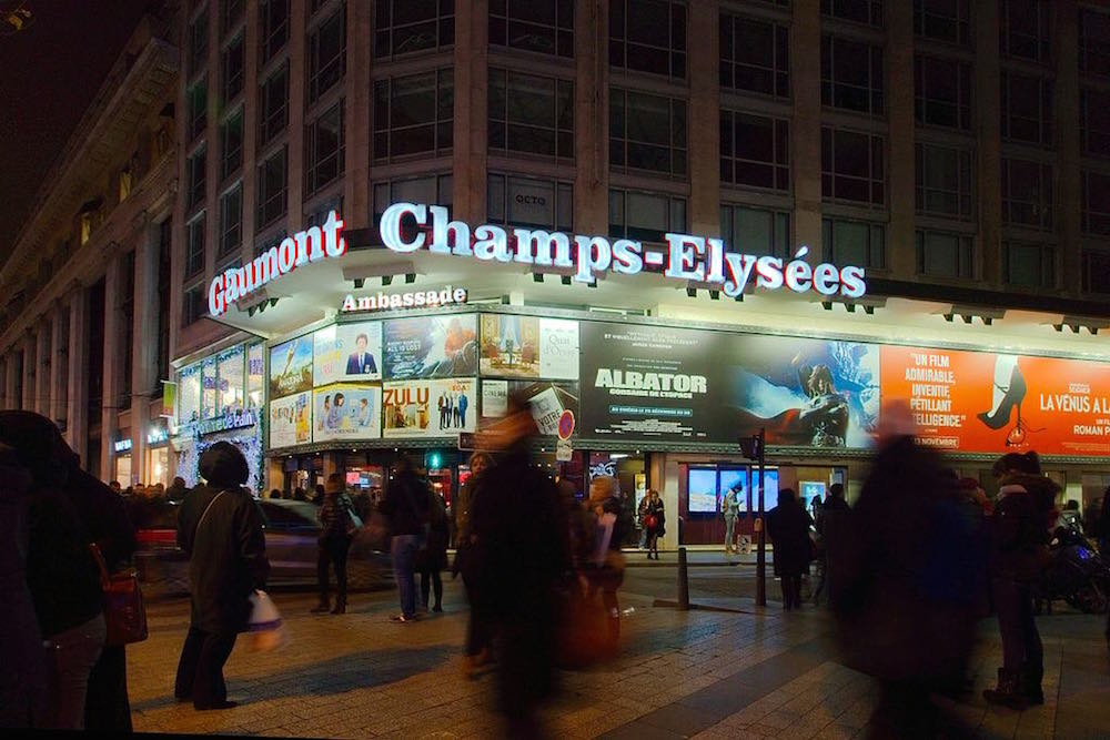 Why You Should Move to The Champs Elysées of Paris