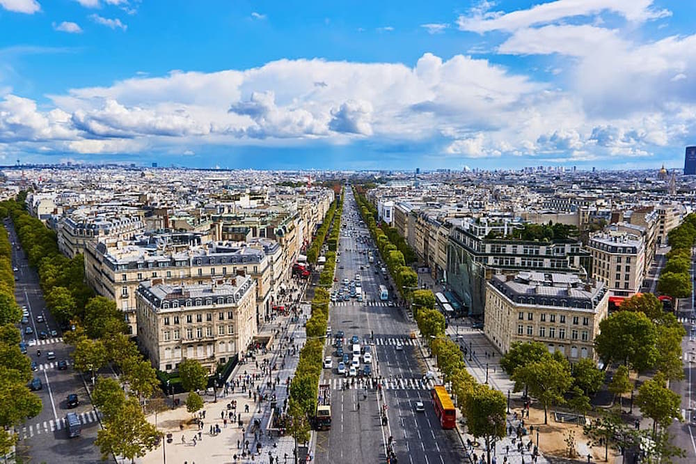 Why You Should Move to The Champs Elysées of Paris