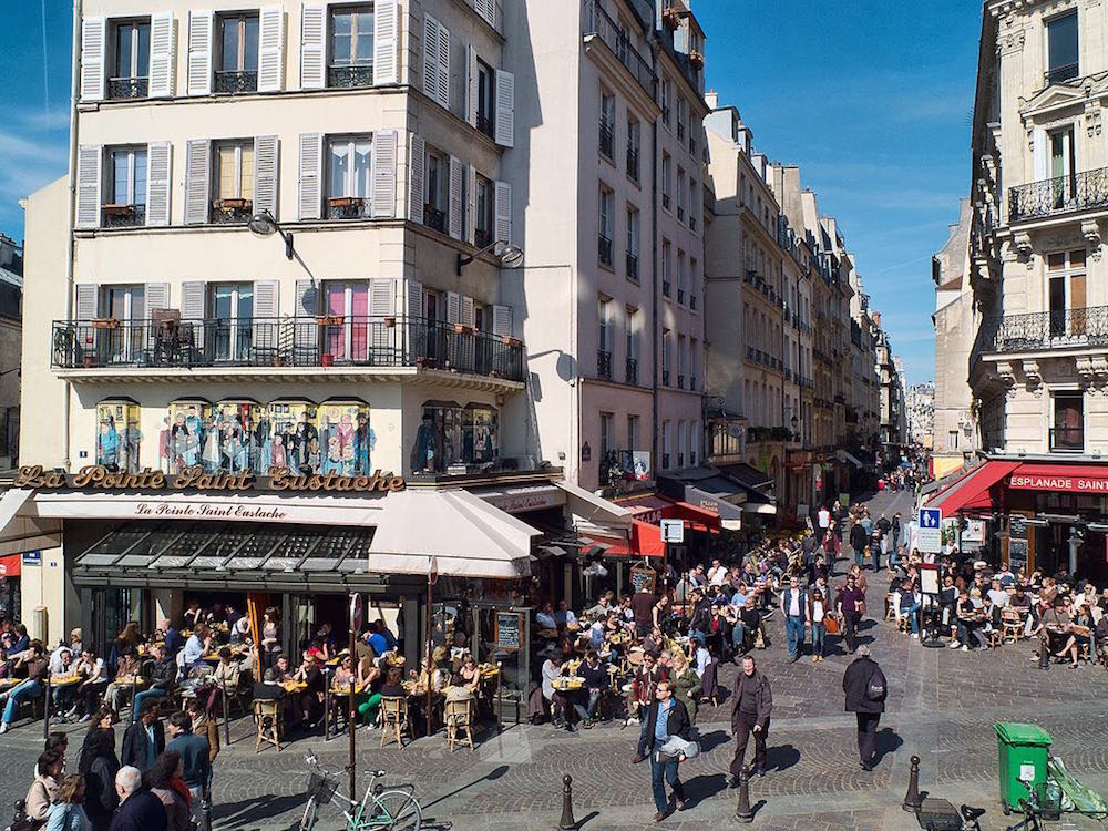 Best Reasons to Convince You to Live in Montorgueil in Paris