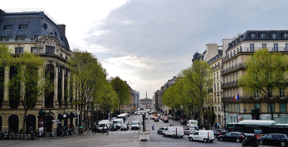 The Pleasant Life in Paris' Madeleine District