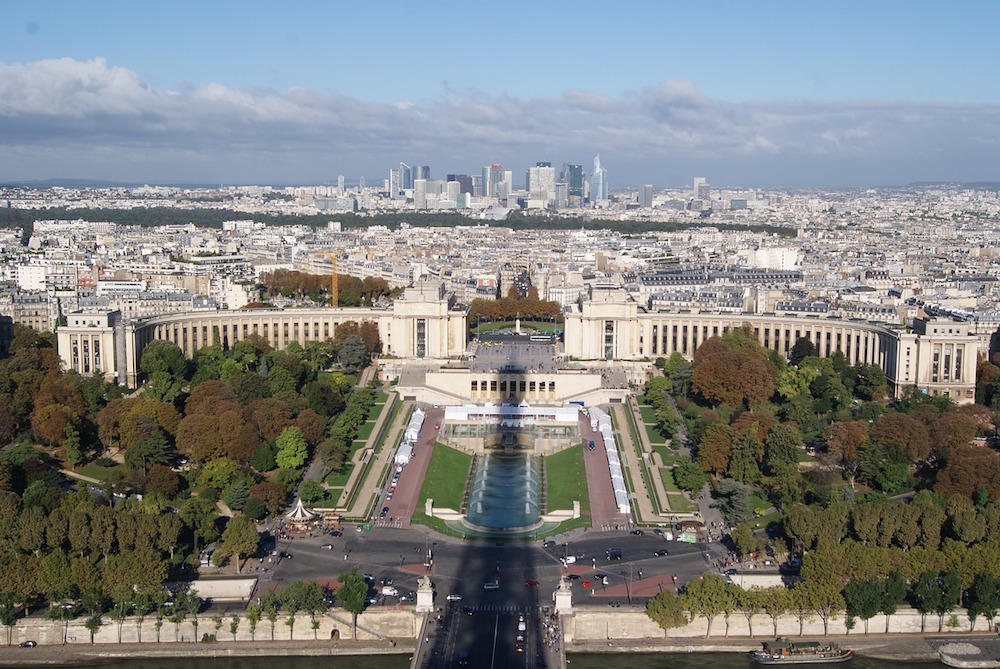 Living in The Trocadéro Area of Paris