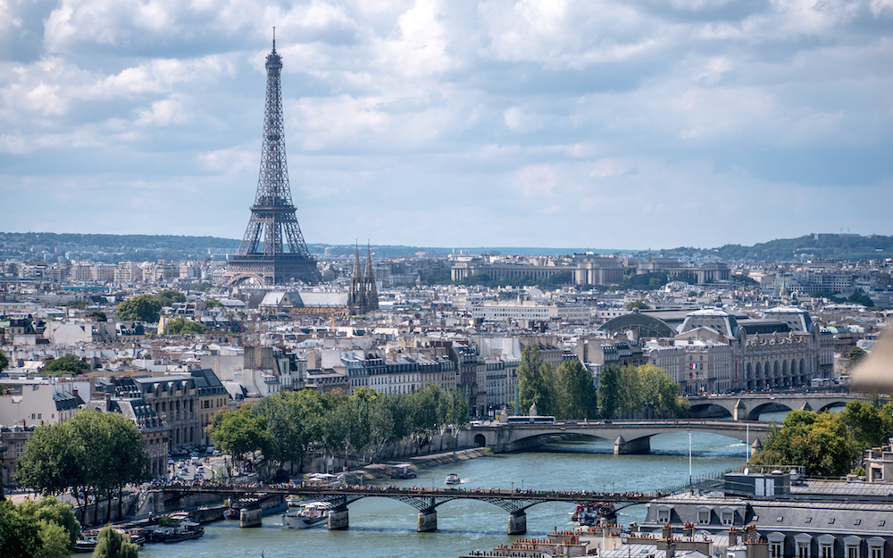 The Paris Lifestyle: Living Near the Eiffel Tower