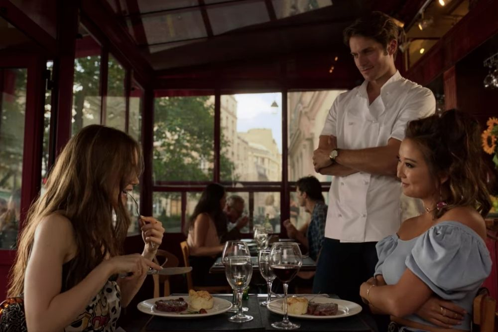 What Emily Cooper from Netflix's 'Emily in Paris' Ate in Paris