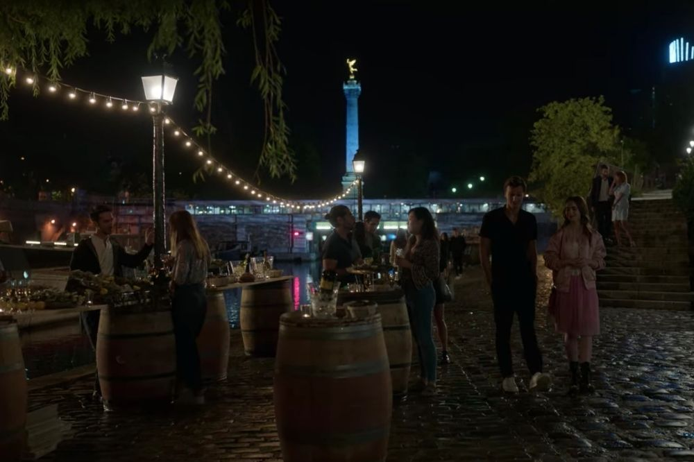 Date Ideas You Can Get from Watching 'Emily in Paris' on Netflix