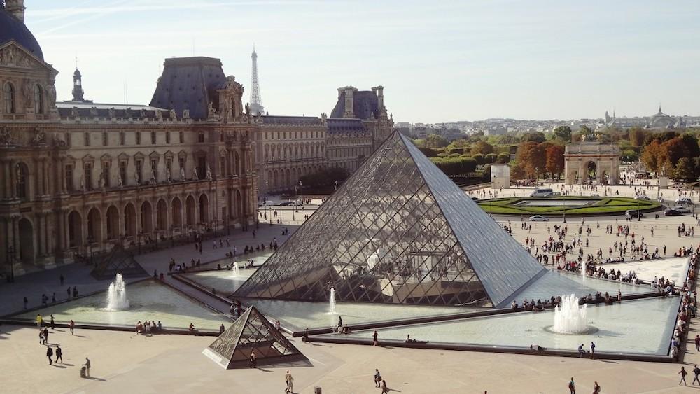 Take a Virtual Museum Tour in Paris