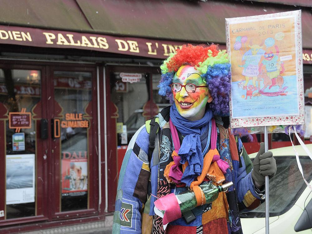 How Parisians Celebrate Halloween