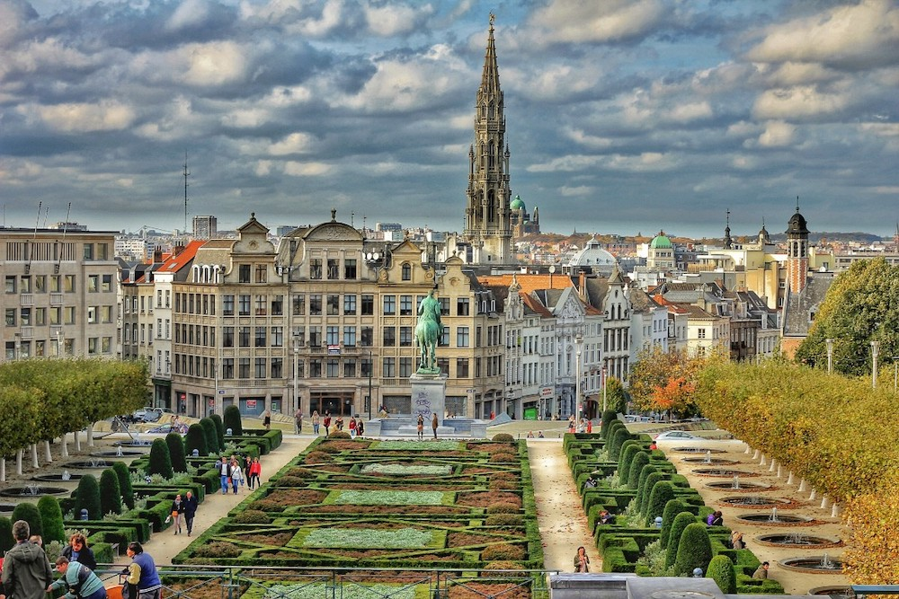 Take a Virtual Museum Tour of Brussels