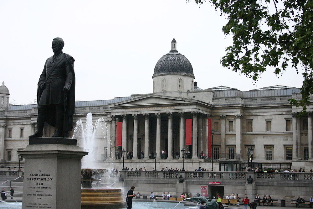 Take a Virtual Museum Tour of London