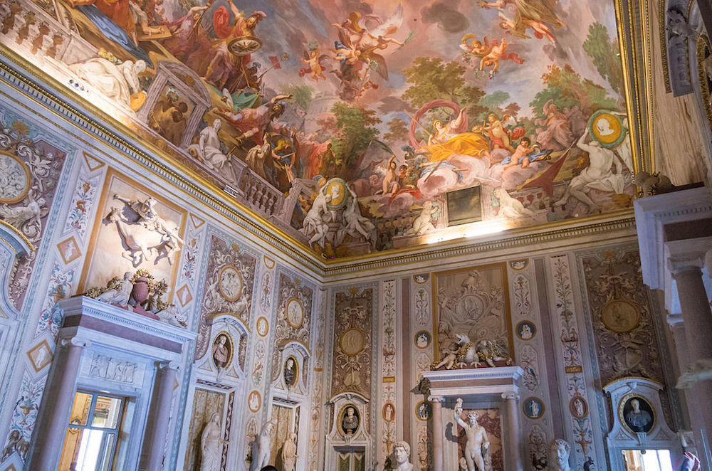 Take a Virtual Museum Tour of Rome