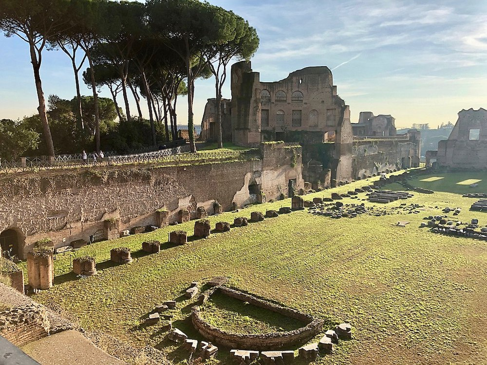 The Best Play Areas in Rome