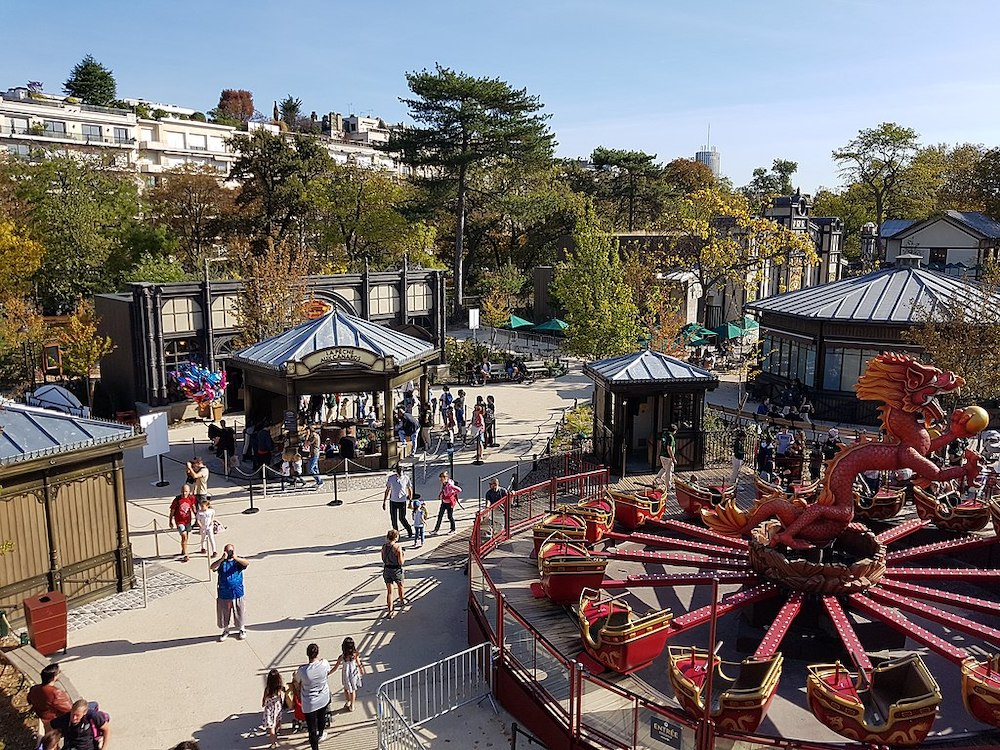 The Best Playgrounds in Paris