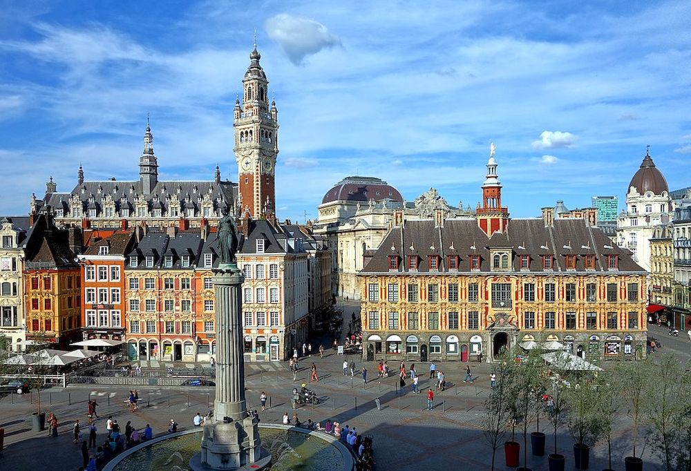 Top Cities To Go To in Hauts-de-France