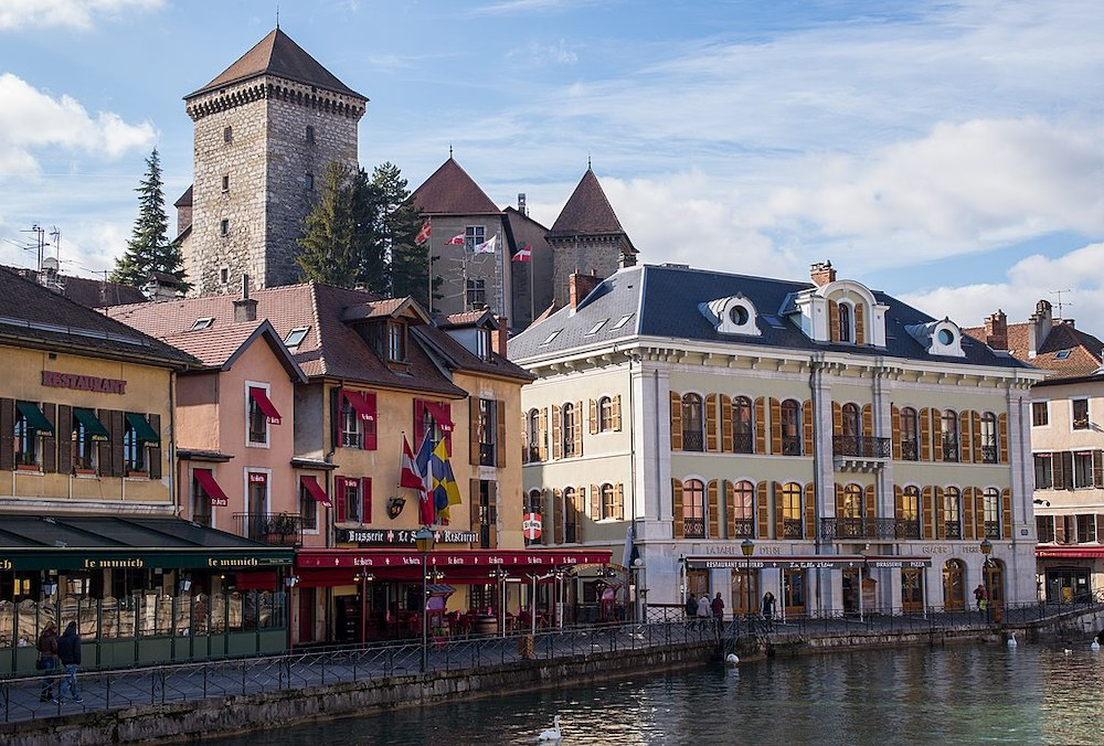 The Cities to Visit in The French Alps