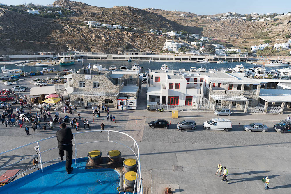All About Public Transport in Mykonos
