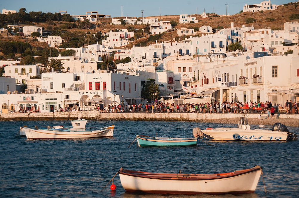 Mykonos' Living Costs: What You Need to Know