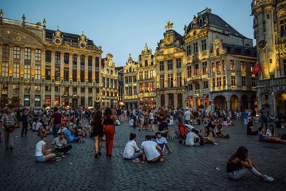 How You Should Act in Belgium