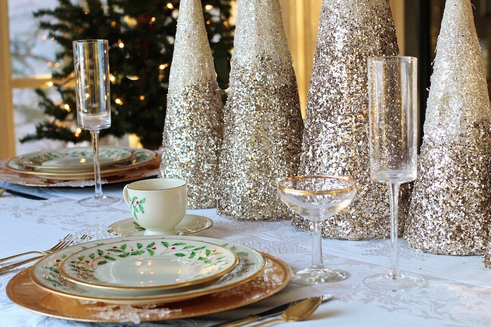 How To Make Your Paris Home Look More Festive For The Holidays