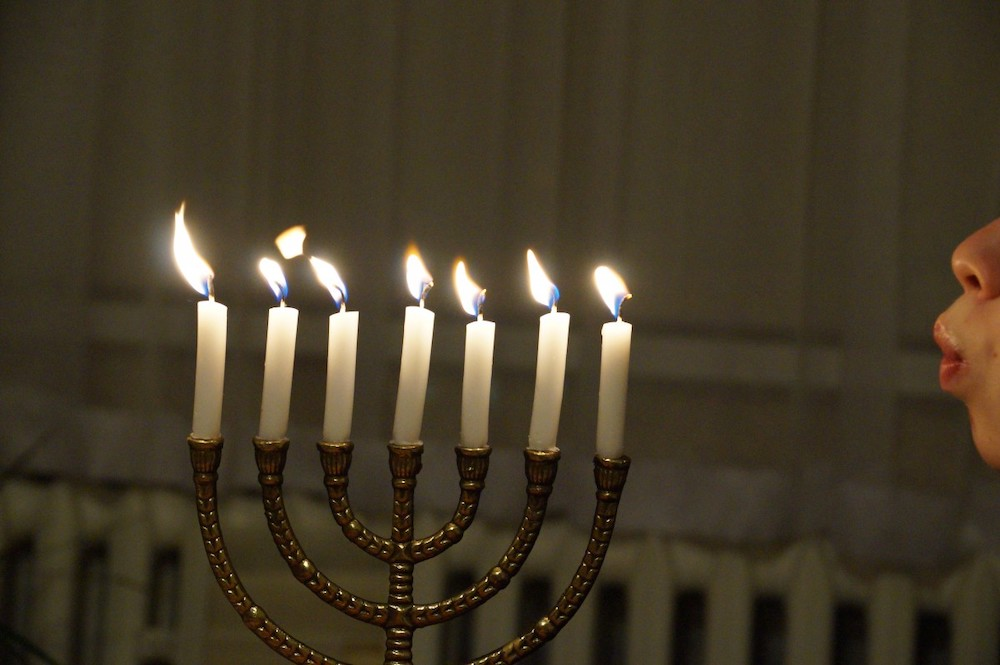 Hanukkah in Paris: What You Can Do To Celebrate It At Home