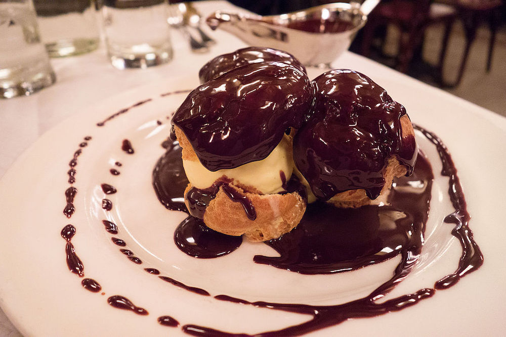The Best Parisian Desserts To Pair With Your Champagne This Christmas