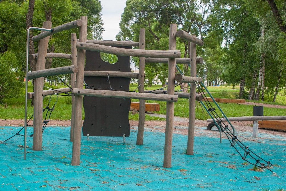 Awesome Playgrounds in New York City