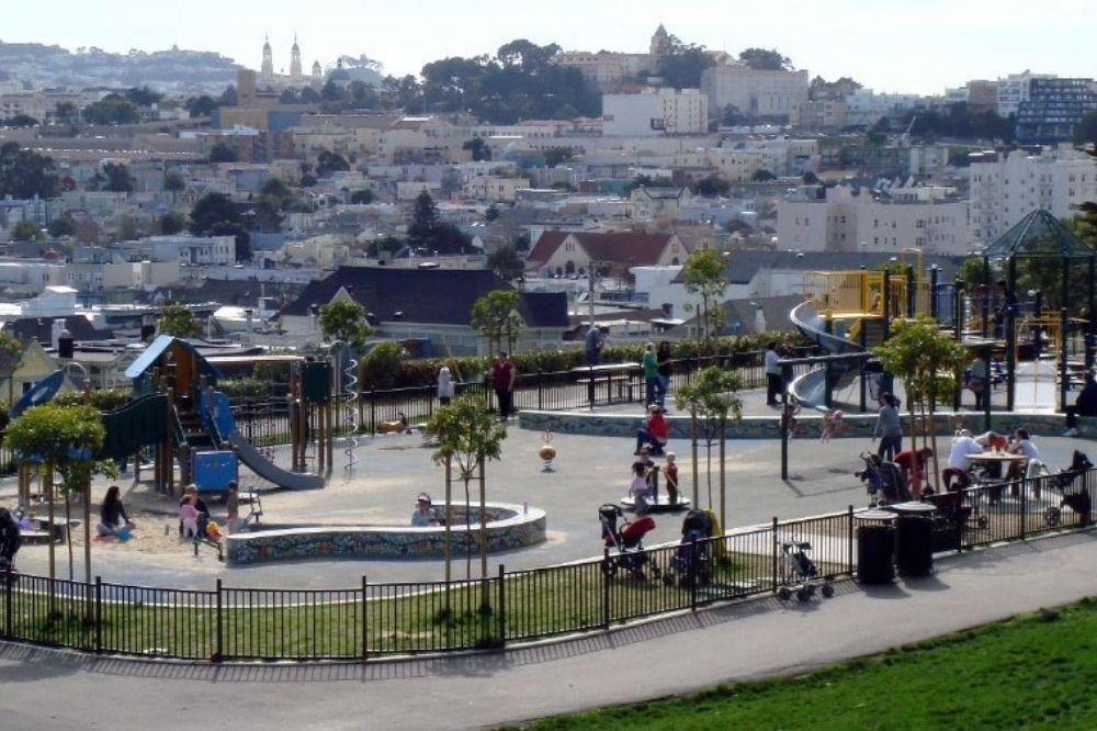 Playground Fun in San Francisco: Where Kids Can Go To