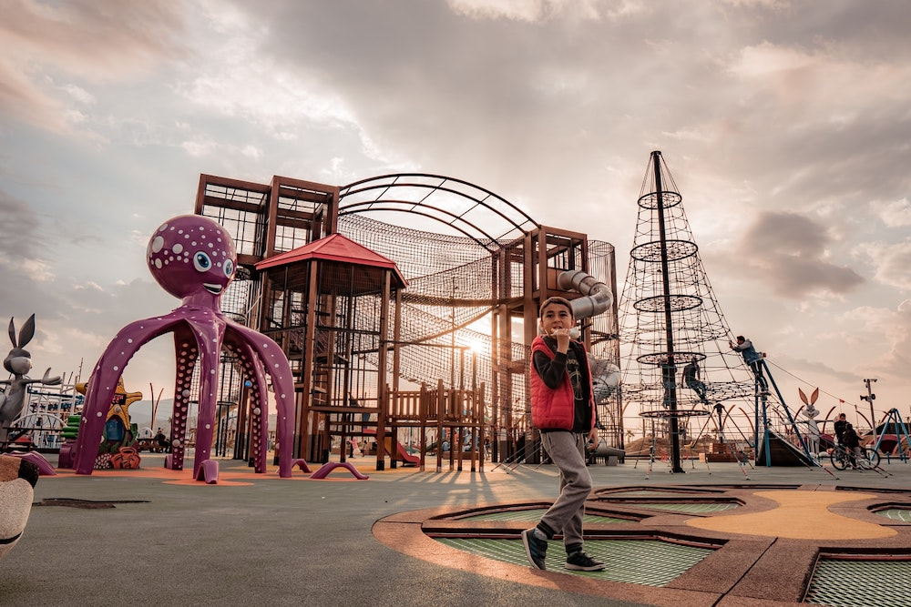 Brussels's Best Playgrounds To Bring Your Kids To