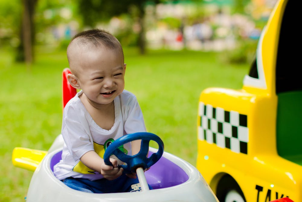 Take Your Kids To These Parks & Playgrounds in Bangkok