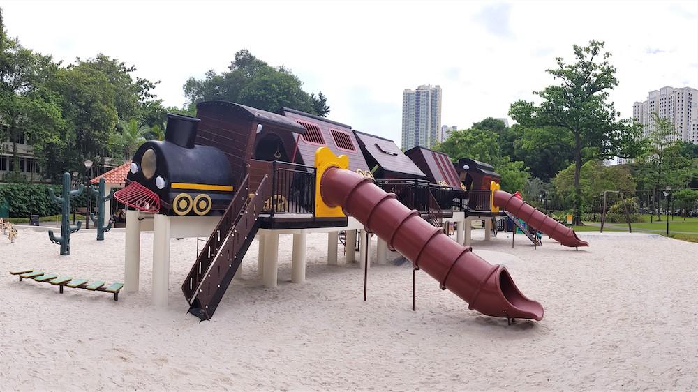 Best Kiddie Play Areas in Singapore