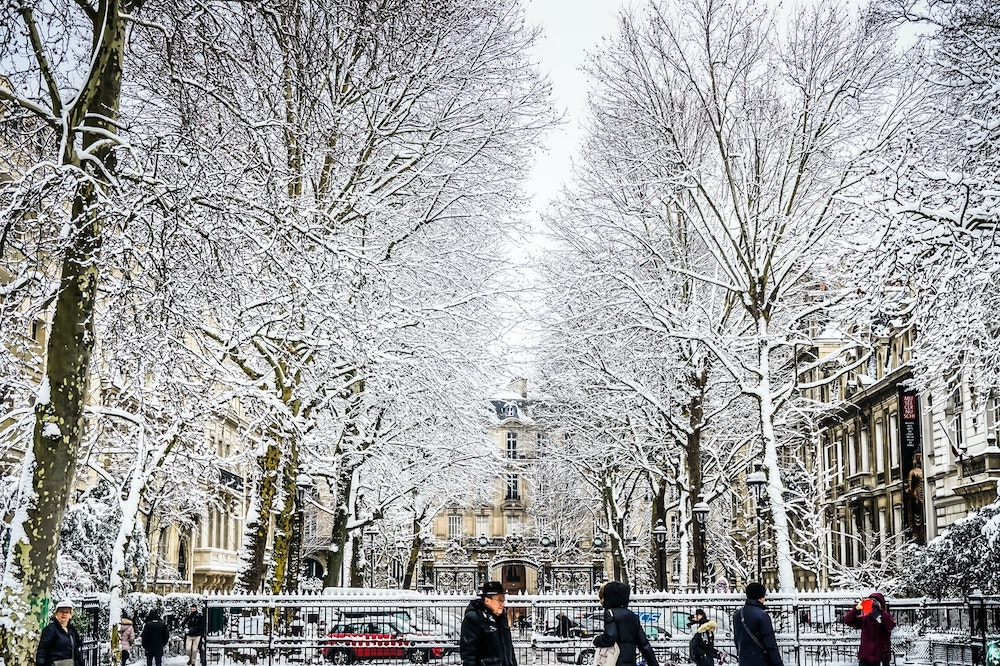 Paris During Winter: How To Stay Warm At Home