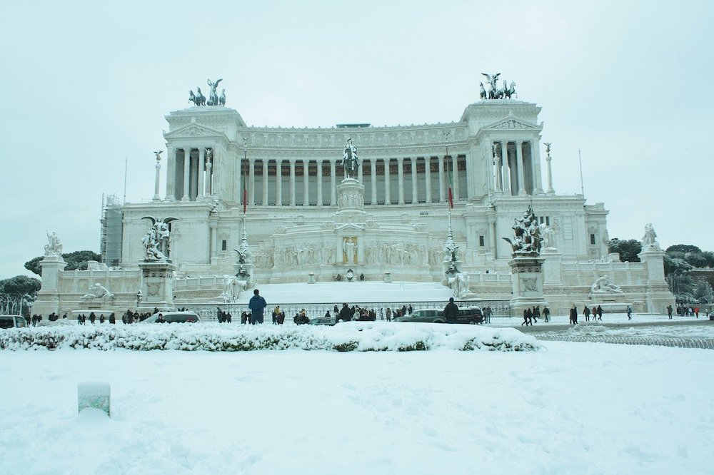 What To Do in Rome During Winter