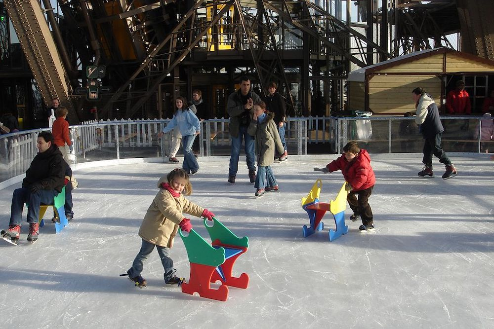 What To Do With Your Kids in Paris During The Winter