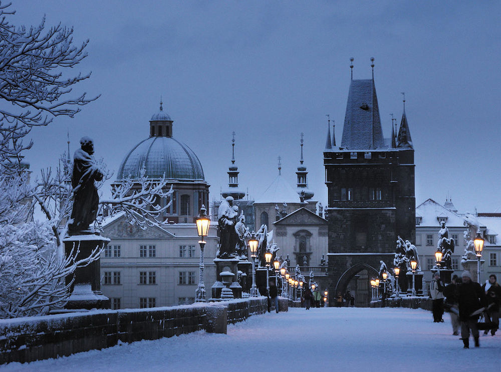 How to Spend Wintertime in Prague