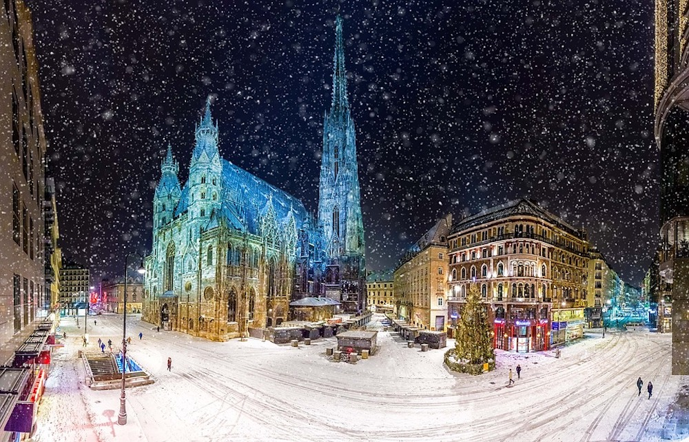 Many Ways to Spend Wintertime in Vienna