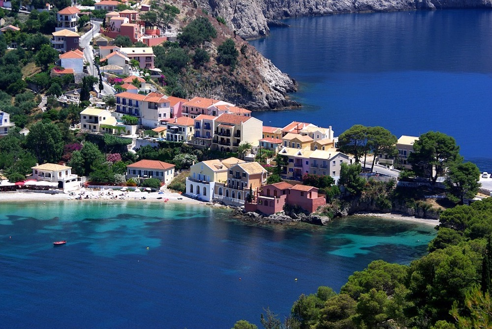 Ultimate Kefalonia Guide by Neighborhood