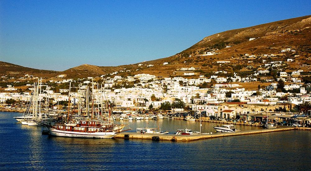 Ultimate Paros Guide by Neighborhood