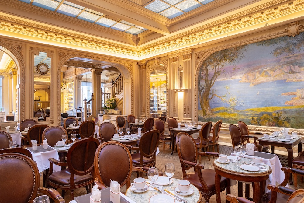 Top Five Places To Go For Afternoon Tea in Paris