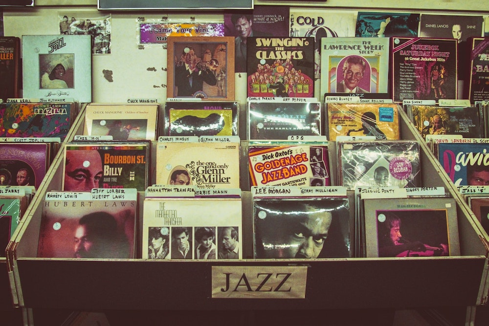 Where To Buy Vintage Records in Paris
