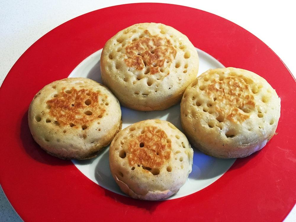 The Top Five Tastiest Crumpets in London