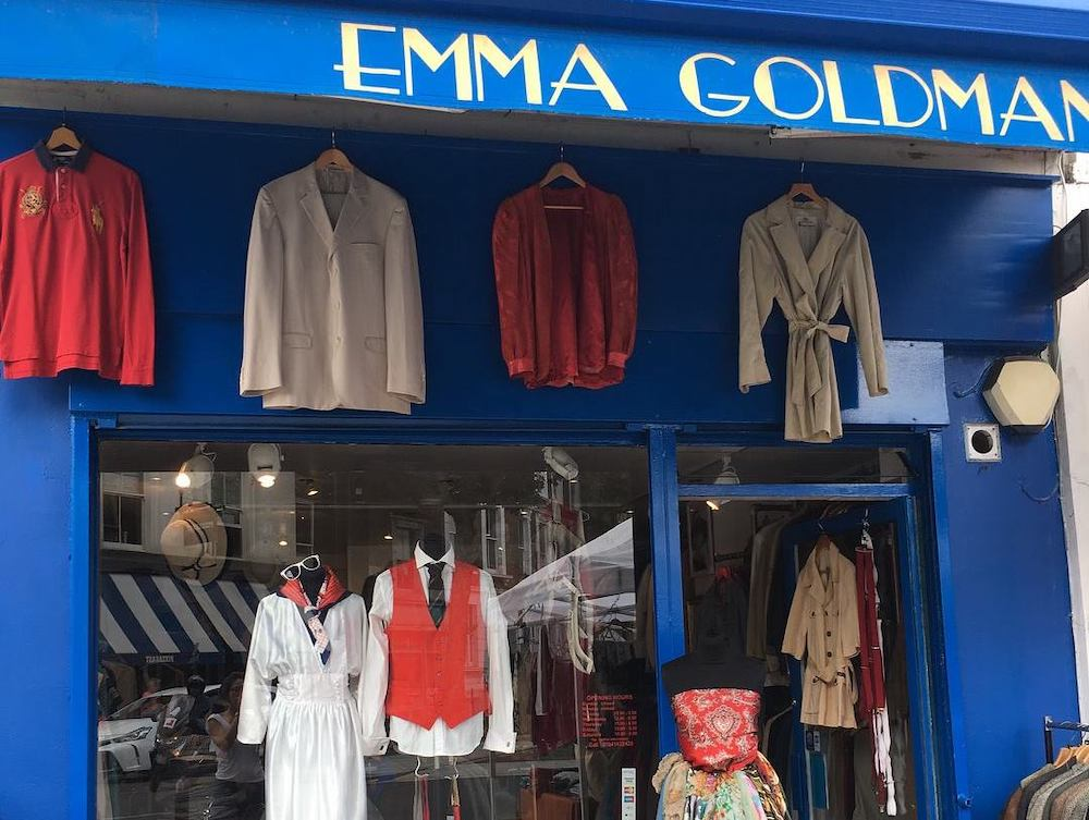 London's Best Vintage Clothing Stores