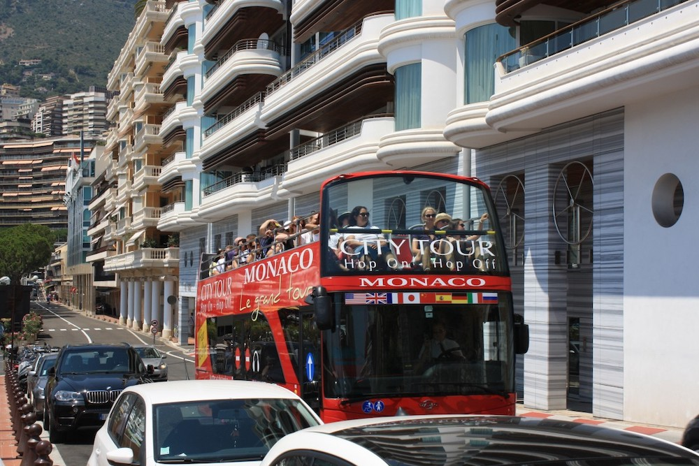 Getting To Know Monaco's Public Transport